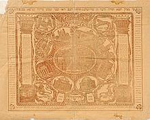 Mizrah - Zuckerman Printing Press - Jerusalem, 19th Century