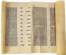 Large Esther Scroll