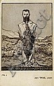 Herzl - Rare Postcards printed by