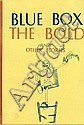 Blue Box the Bold and Other Stories, 1947