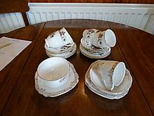 Royal Grafton china teaset, etc.