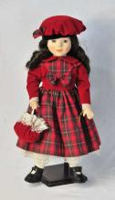 Promenade Collection Charlotte Doll
