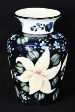 Certified International Chinese Porcelain Vase