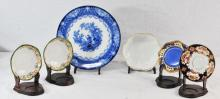Group of Assorted Porcelain Plates