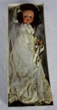 Vintage 1950s Doll in Original Box