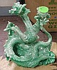 Dragon ornamental statuary .