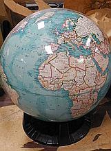Around The World Globe .