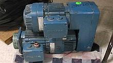 Mannesmann Demag motor, KBA 80B 4/2 .
