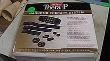 Homedics magnetic therapy system .