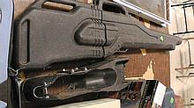 ATV hard side gun case & mount .