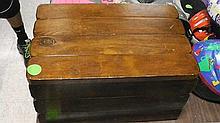 Wood storage box, 16