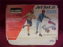 JET SET JR. ROLLER SKATES