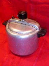 Mid century EKCO pressure cooker