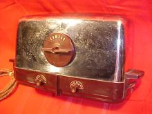 Mid century Samson toaster with electric cord