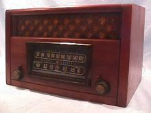 Early General Electric Radio Model-221
