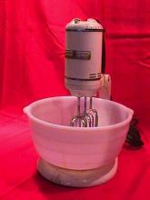 Mid century General Electric mixer