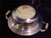 Porcelier china Waffle iron