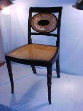 Ravi Brothers Furnishing experts delhi-6 cane back and bottom side chair