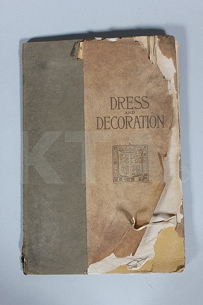 A rare Liberty & Co fashion catalogue 'Dress and