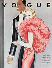 British Vogue, 1934-35, comprising: 1934, Jan 10;