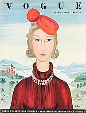 British Vogue, 1936, comprising: Jan 8, 22; Feb 5,