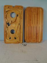 Wood pinball machine and game tablle models
