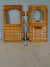 Wood playhouse walls original