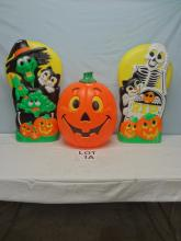 Halloween molded products