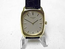 A last quarter of 20th Century Gold plated Wristwatch, Longines, 52026898,