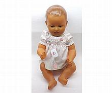 Two mid-20th Century Celluloid Baby Dolls  ~E