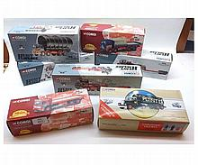 A collection of modern boxed Corgi Classics to inc