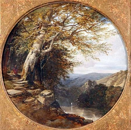 JOHN MIDDLETON (1828-1856, BRITISH) Signed and