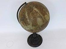 An early 20th Century Terrestrial Globe, Geograph