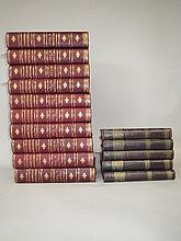 Chambers Encyclopaedia, London 1906 set of 10