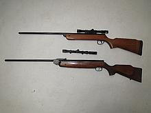 Weihrauch .22 air rifle model H.W 80 No. 1415250 &