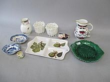 Qty of ceramic items to include Royal Worcester