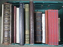 Qty of various books