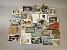 Qty of collectable postcards