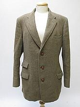 Gents Harris tweed sports jacket by John Clover of