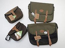 Two Jack Pyke cartridge bags & two Jack Pyke game