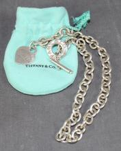 Tiffany & Co sterling necklace