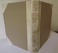 Tangle Wood Tales Signed by Edmund Dulac