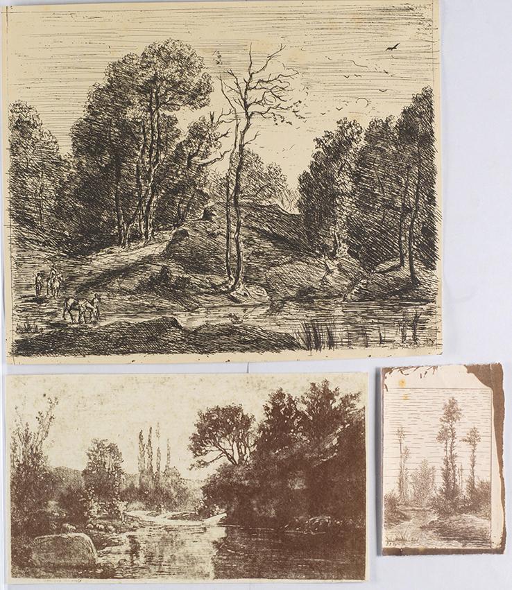 •Camille Jean-Baptiste COROT (1796-1875)