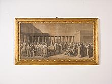 L'ENTRÉE TRIOMPHALE DE CHARLEMAGNE À ROME