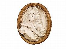 PORTRAIT DE NICOLAS DE RANCHÉ COMMISSAIRE  GÉNÉRAL DES GALÈRES DE FRANCE