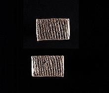 TABLETTE CUNÉIFORME  Art sumérien, 1900 - 1700 avant J.C.