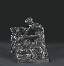 Edgar DEGAS (Paris, 1834 - Paris, 1917) LA