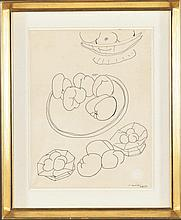 Henri MATISSE (Cateau-Cambrésis, 1869-Nice, 1954)