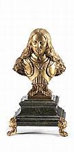 BUSTE D'ALBERT DE HABSBOURG, ARCHIDUC D'AUTRICHE, GOUVERNEUR DES PAYS-BAS ESPAGNOLS DE 1595 À 1621 BUSTE D'IÑIGO MELCHOR FERNANDEZ DE VELASCO, DUC DE FRIAS, GOUVERNEUR DES PAYS-BAS ESPAGNOLS DE 1668 À 1670 Pays-Bas espagnols ou Espagne, fin du XVIIe
