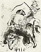 CHAGALL, MARC (Vitebsk 1887 - 1985